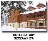Hotel Batory Beskid Sądecki Szczawnica