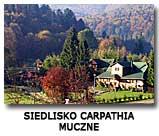 Siedlisko Carpathia Bieszczady Muczne