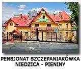 Pensjonat Szczepaniakówka Niedzica Pieniny