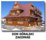 Dom Góralski Zakopane