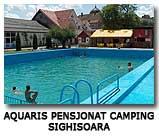 Aquaris Pensjonat Camping Sighisoara