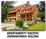 Apartamenty Pacific Niżne Tatry