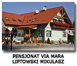 Pensjonat via Mara Liptowski Mikulasz Słowacja