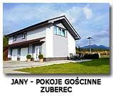 Pokoje Gościnne Jany Zuberec Słowacja