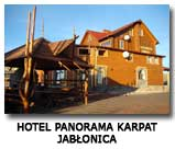 Hotel Panorama Karpat Jabłonica
