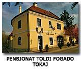 Pensjonat Toldi Fogado Tokaj Węgry